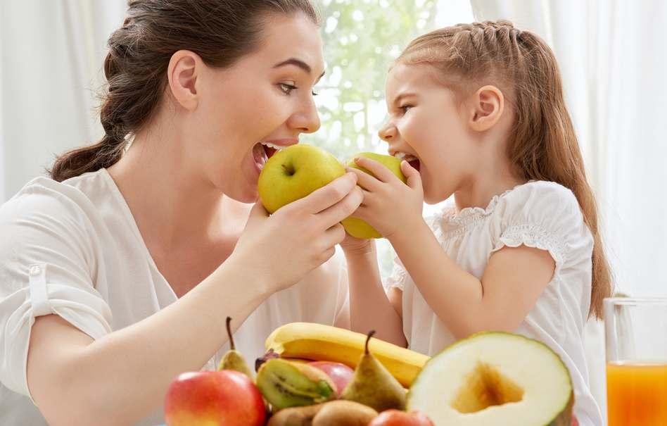 השלכות תזונת הילד